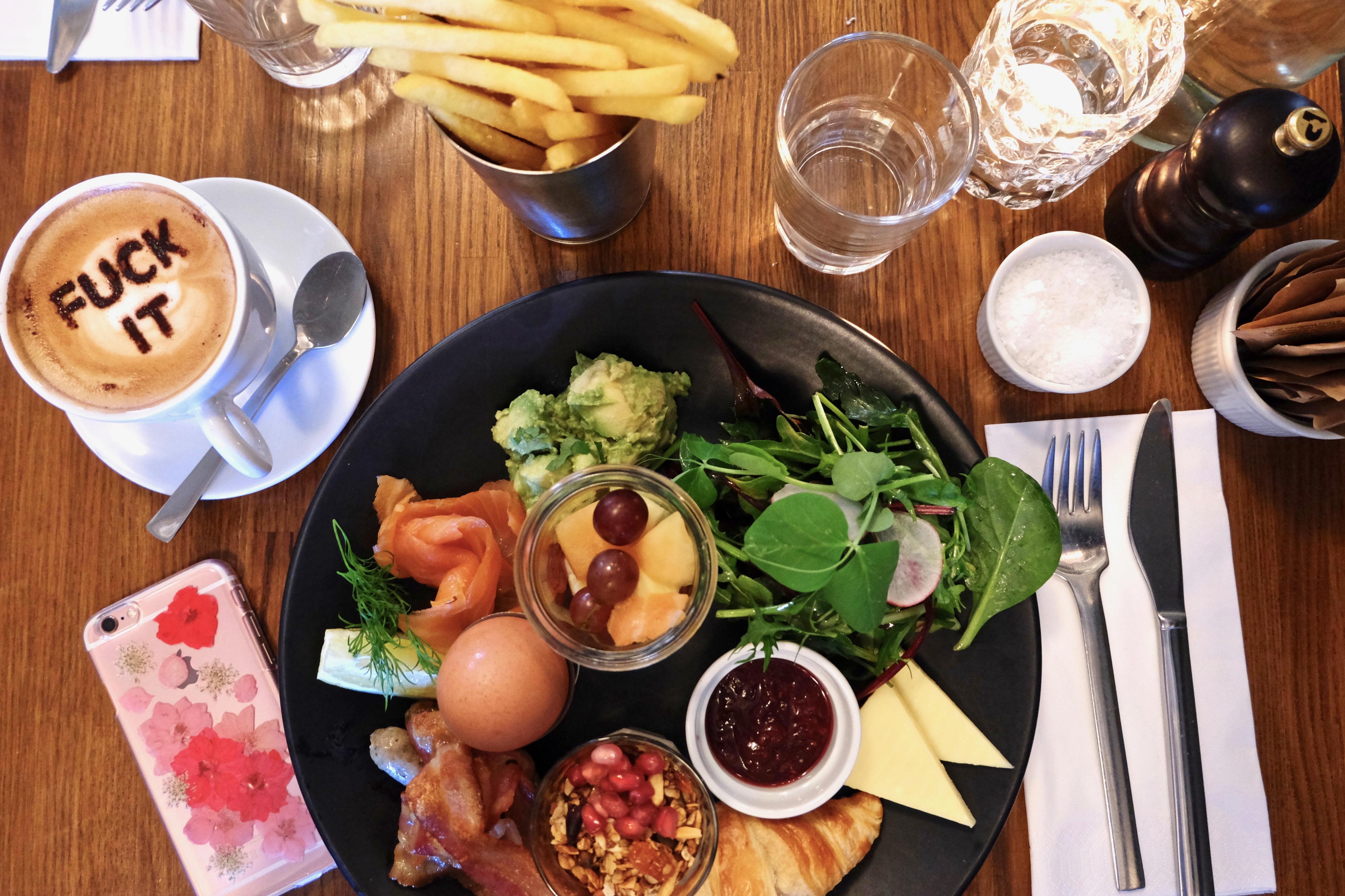 breakfast at union kitchen copenhagen - michelle franc-leemichelle